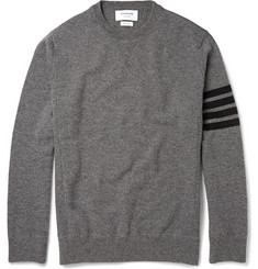 Thom Browne Striped Cashmere Sweater