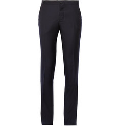 Thom Browne Slim-Fit Wool Trousers
