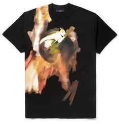 Givenchy Columbian-Fit Abstract-Print Cotton T-Shirt