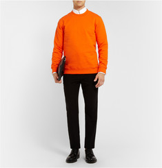 Raf Simons Sterling Ruby Cotton-Jersey Sweatshirt