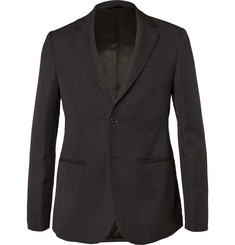 Raf Simons Slim-Fit Wool and Mohair-Blend Blazer