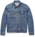 A.P.C. - Washed-Denim Jacket