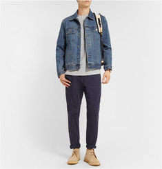 A.P.C. Washed-Denim Jacket