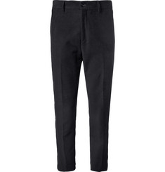 Acne Studios Sam Slim-Fit Moleskin Suit Trousers