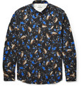 Acne Studios - Isherwood Button-Down Collar Printed Cotton Shirt