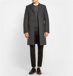 Acne Studios Garret Slim-Fit Wool Overcoat