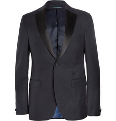 Acne Studios Drifter J Slim-Fit Wool Tuxedo Jacket