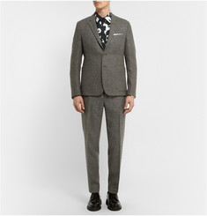 Acne Studios Stan T Slim-Fit Wool-Blend Tweed Suit Trousers