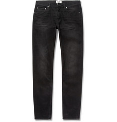 Acne Studios Ace Damage Rinsed-Denim Jeans