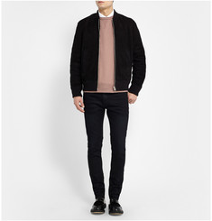 Acne Studios Thin Dawn Coated-Denim Jeans