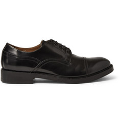 Acne Studios Askin Polished Leather Derby Shoes