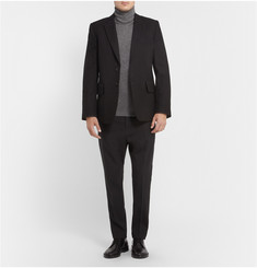 Ann Demeulemeester Slim-Fit Wool-Blend Blazer
