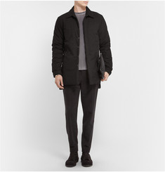 Ann Demeulemeester Padded Cotton Overshirt