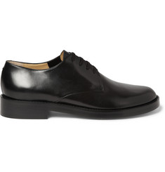 Ann Demeulemeester Leather Derby Shoes