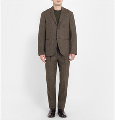 Christophe Lemaire Wool-Tweed Suit Jacket