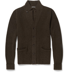 Christophe Lemaire Yak and Wool-Blend Cardigan