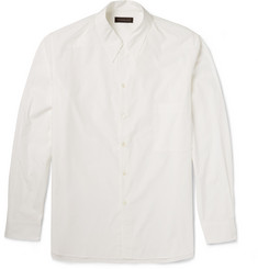 Christophe Lemaire Cotton-Poplin Shirt