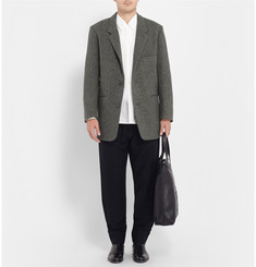 Christophe Lemaire Marled Wool Blazer
