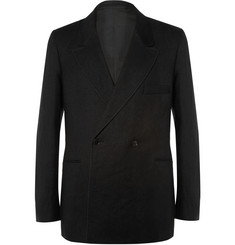 Christophe Lemaire Linen and Wool-Blend Blazer