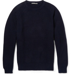 Christophe Lemaire Ribbed-Knit Wool Sweater