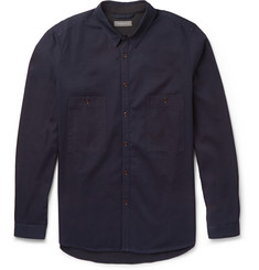 Christophe Lemaire Indigo-Denim Shirt