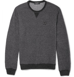 Dolce & Gabbana Knitted-Cotton Sweatshirt
