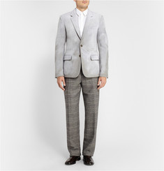 Maison Martin Margiela Slim-Fit Wool-Blend Flannel Jacket