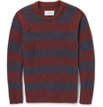 Maison Margiela Striped Yak Wool Sweater