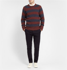 Maison Martin Margiela Striped Yak Wool Sweater