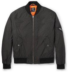 McQ Alexander McQueen Lightly-Quilted Bomber Jacket