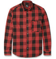 McQ Alexander McQueen Check Cotton Shirt