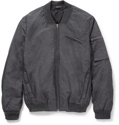 Alexander Wang Lightly Padded Patterned Bomber Jacket