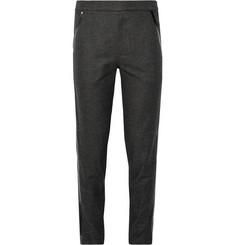 Alexander Wang Tape-Trimmed Woven Sweatpants