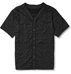 Alexander Wang Quilted Short-Sleeved Shirt