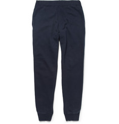 Alexander Wang Cotton-Blend Jersey Sweatpants