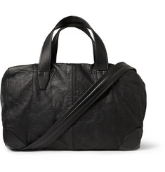 Alexander Wang Full-Grain Leather Holdall Bag