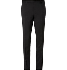 Lanvin Slim-Fit Wool Suit Trousers