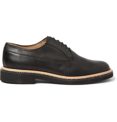 Maison Martin Margiela Panelled Leather Oxford Shoes
