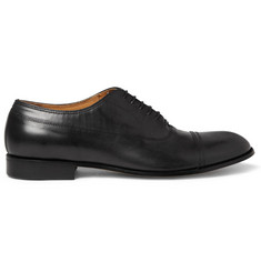 Maison Martin Margiela Waxed-Leather Oxford Shoes