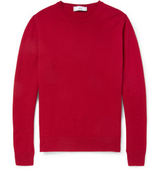 AMI Crew Neck Wool Sweater