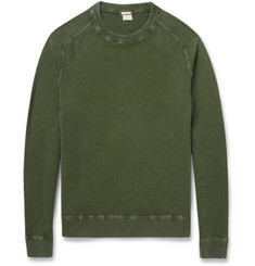 Massimo Alba Watercolour-Dyed 1-Ply Cashmere Sweater