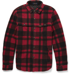 Polo Ralph Lauren Check Fleece Overshirt