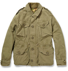 Polo Ralph Lauren Cotton Combat Jacket