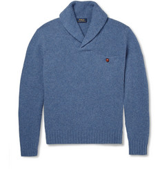 Polo Ralph Lauren Merino Wool and Angora-Blend Sweater