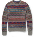 Polo Ralph Lauren - Fair Isle Wool Sweater