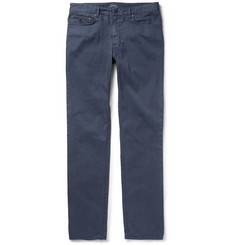 Polo Ralph Lauren Slim-Fit Cotton-Blend Trousers