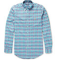 Polo Ralph Lauren - Slim-Fit Check Cotton Oxford Shirt
