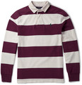 Polo Ralph Lauren Striped Cotton-Jersey  Polo Shirt