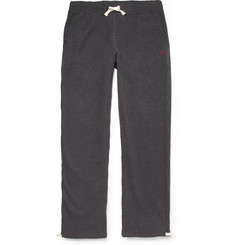 Polo Ralph Lauren Mélange-Knit Cotton-Blend Sweatpants