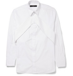 Givenchy Cotton Dress Shirt with Strap